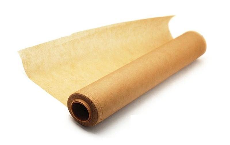 Пергамент для выпечки 8м 42см коричневый
