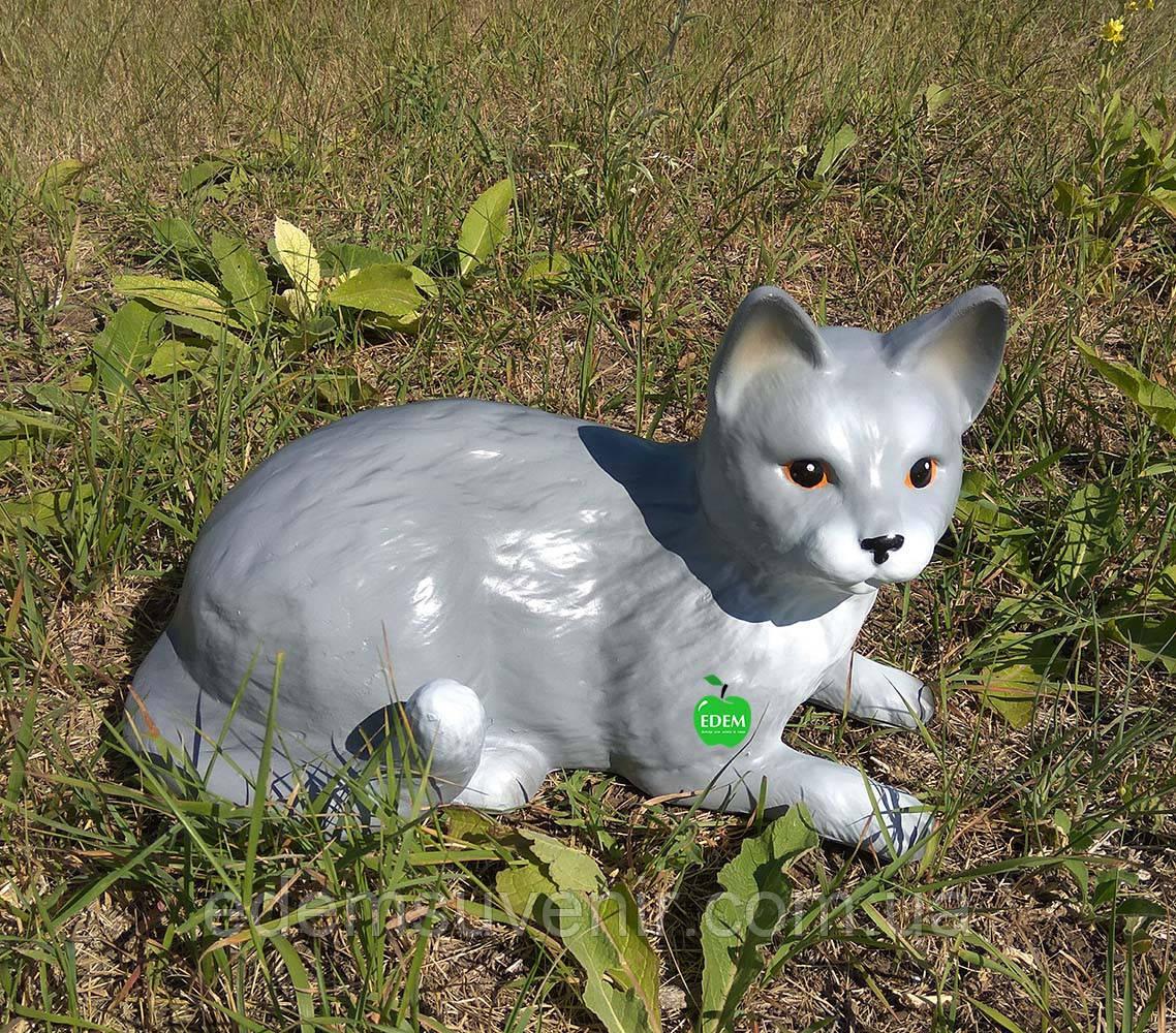 Садовая фигура Кошка