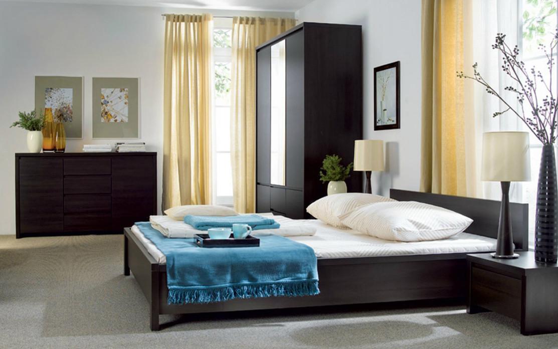 Модульная спальня  БРВ-Украина «Каспиан» венге