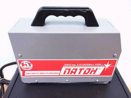 Сварочный инвертор Патон ВДИ 200P DC, фото 2