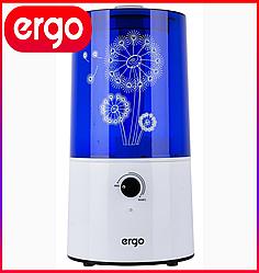 Увлажнитель воздуха ERGO HU-1820 — Ультразвуковой увлажнитель с большим объемом на 2.2 литра