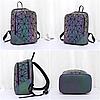 Молодежный рюкзак для города с отделением для ноутбука Бао Бао Хамелеон Эвелина, Bao Bao Issey Miyake 3031, фото 6