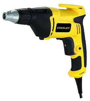 Сетевой шуруповерт Stanley STDR5206 , фото 2
