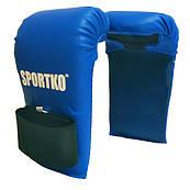 Накладки для карате SPORTKO НК-2, под заказ, 7 дней