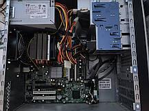 ПК базово-офисной комплектации. Офисная работа. 2 Ядра 2 Гб 80Гб HDD, фото 2