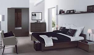 Модульная спальня  БРВ-Украина «Каспиан» венге, фото 2