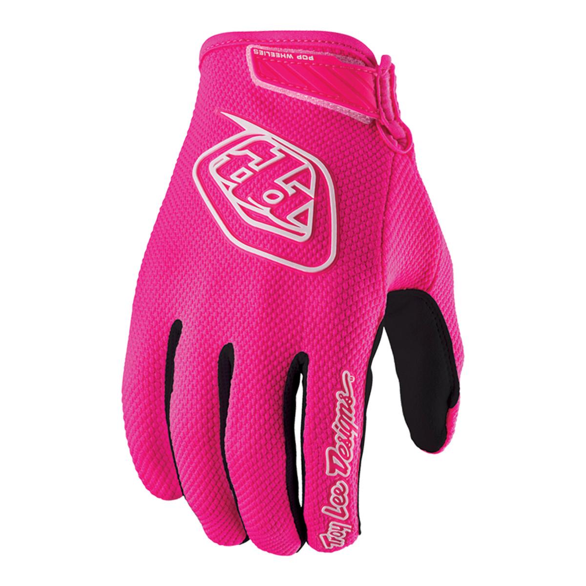 Перчатки Troy Lee Designs Air Glove, розовые