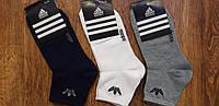 """Мужские спорт.носки в стиле""""Adidas"""",Турция,оригинал 41-45, фото 1"""