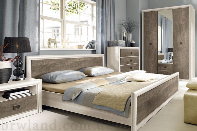 Спальня БРВ-Украина «Коен ІІ»