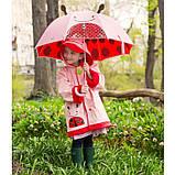 Детский зонтик Божья коровка. Skip Hop Zoo, фото 2