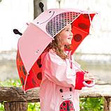 Детский зонтик Божья коровка. Skip Hop Zoo, фото 3