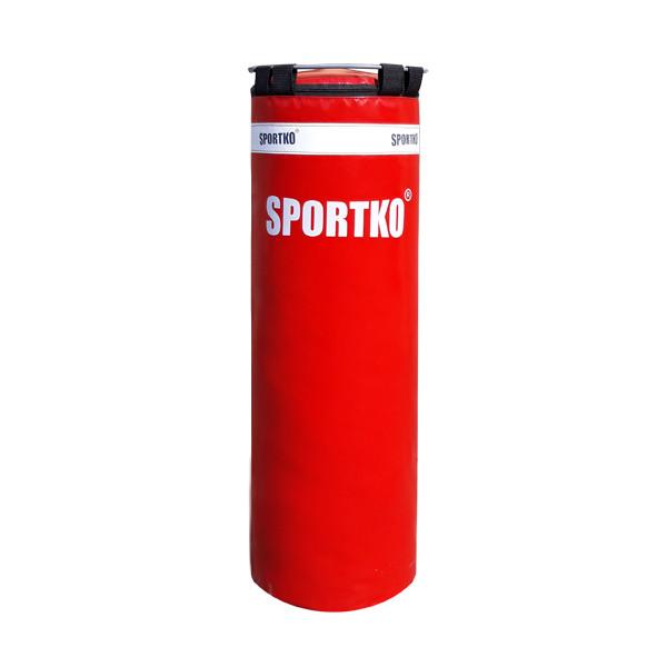 Боксерский мешок SPORTKO Классик с кольцом арт. МП-4, под заказ, 10 дней
