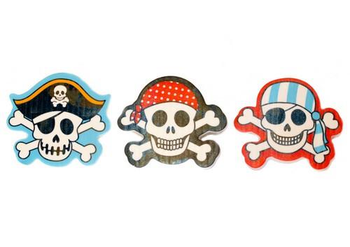 Ластик фигурный Пират 3,5 см 13344-1006