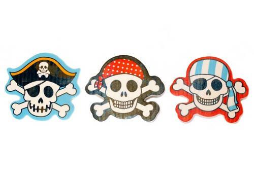 Ластик фигурный Пират 3,5 см 13344-1006, фото 2