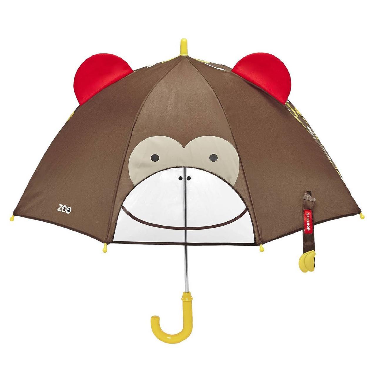 Дитячий парасольку Мавпочка. Skip Hop Zoo.