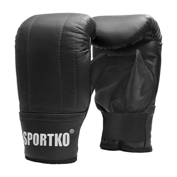 Перчатки снарядные кожанные SPORTKO арт.ПК3 черный L/XL, под заказ, 5 дней
