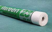 Агроволокно плотность 23 / кв. м 1,6 х 50 м Белое (Agreen)