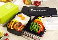 Контейнер для еды-lunch box H-242, фото 2