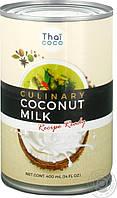 Молоко кокосове Thai coco стерилізоване, 400мл