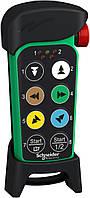 Пульт радіоуправління краном 6 напрямків + 2 дод. кнопки + (комплектуючі). ZART8LS