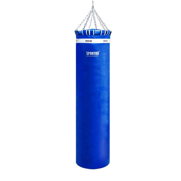Боксерский мешок SPORTKO высота 180 ф50 вес 110кг c цепями арт.МП-18050, под заказ, 10 дней