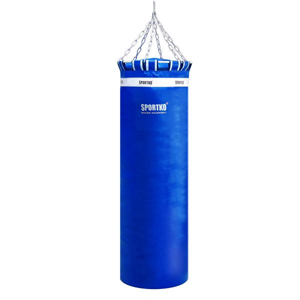 Боксерский мешок SPORTKO высота 150 ф60 вес 100кг c цепями арт.МП-15060, под заказ, 10 дней