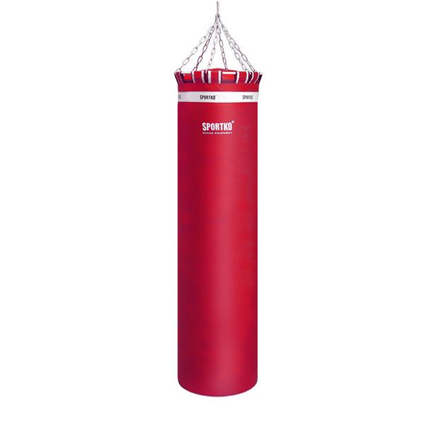 Боксерский мешок SPORTKO высота 180 ф60 вес 120кг c цепями арт.МП-18060, под заказ, 10 дней