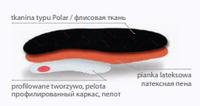 Ортопедическая стелька корректор Polar Profil Corbby