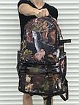 Мужской рюкзак с рассувным дном, фото 6