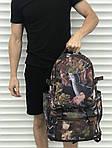 Мужской рюкзак с рассувным дном, фото 8
