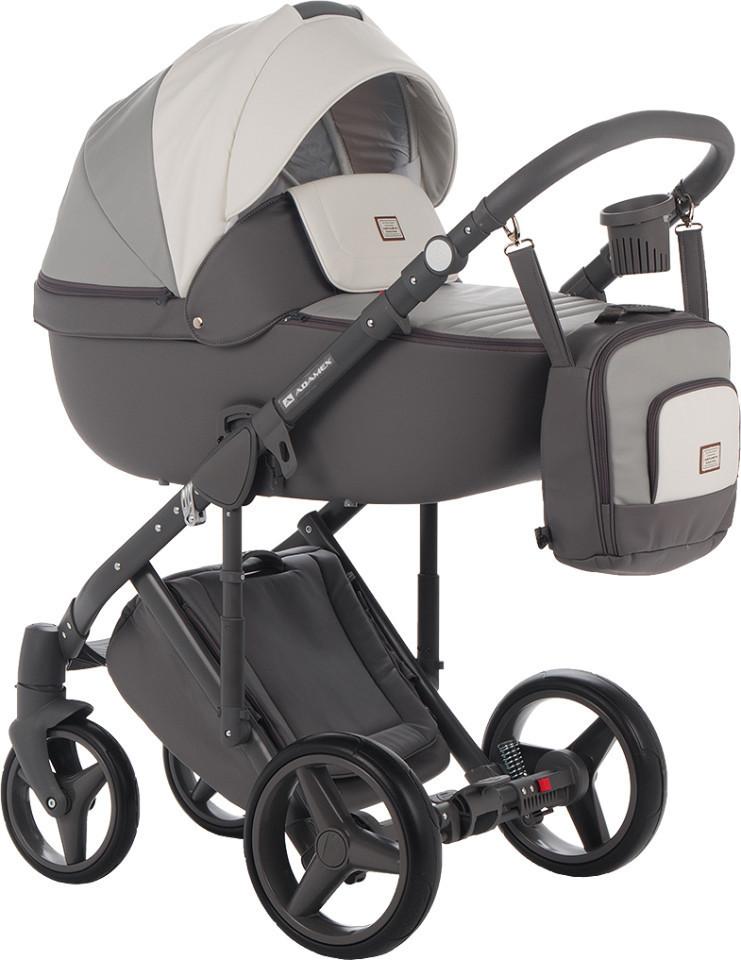 Детская универсальная коляска 2 в 1 Adamex Luciano Q-261