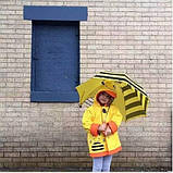 Дитячий парасольку Бджілка. Skip Hop Zoo., фото 4