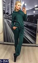 Спортивный костюм женский свободный, фото 3