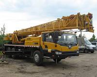 Аренда Автокрана 25 тонн - Аренда крана Китайца в Киеве, фото 1