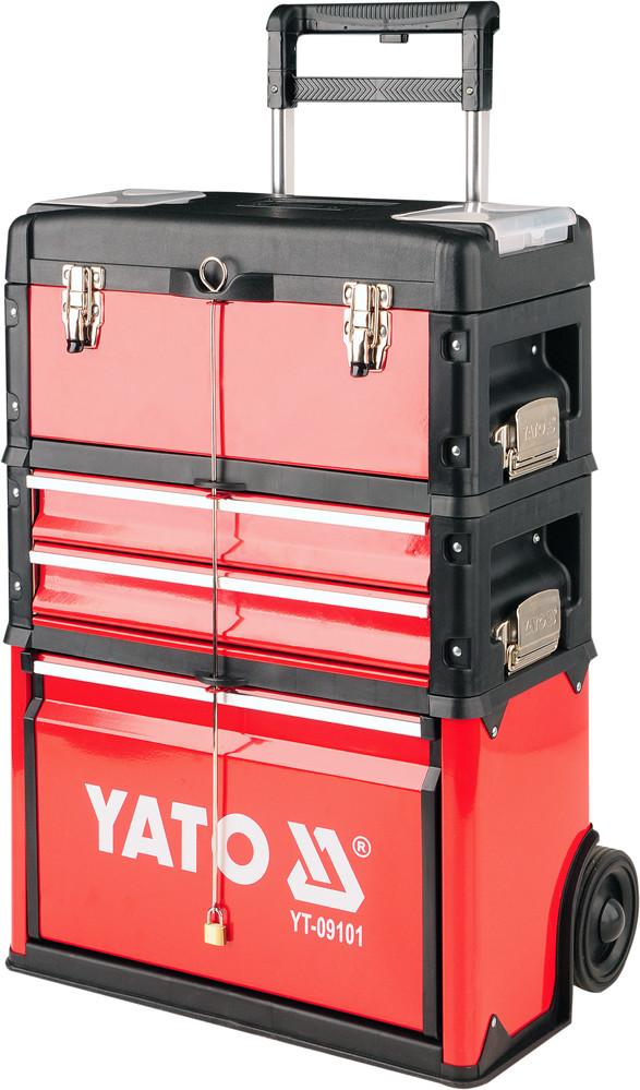 Тележка для хранения инструмента YATO YT-09102