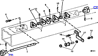 Муфта з'єднувальна  John Deere A26684