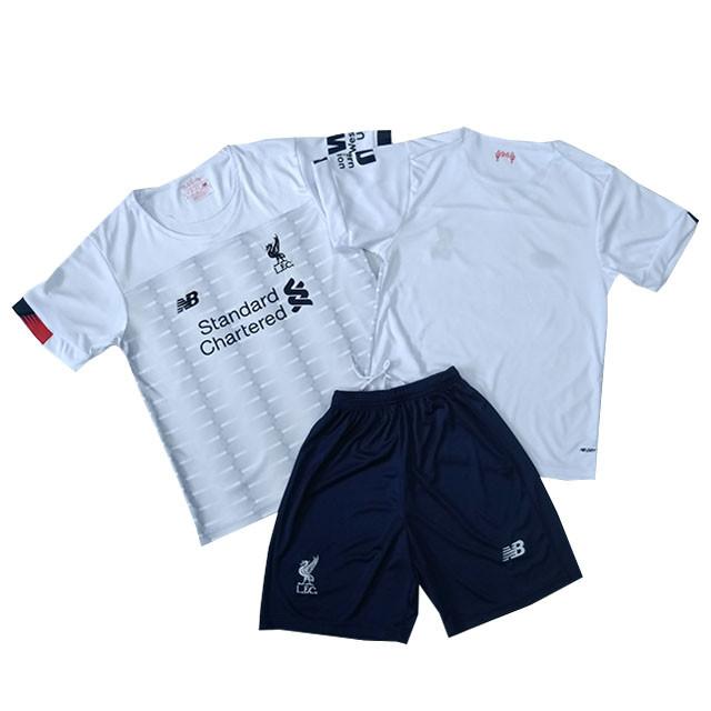 Футбольная форма для детей ФК Ливерпуль  сезон 2019-2020г
