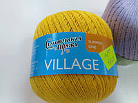 """Пряжа для вязания """"Village""""(Крестьянка) ."""