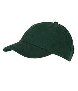 6 Панельная кепка MDGL Tемно-Зеленый