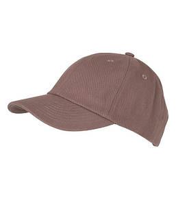 6 Панельная кепка MHGR Серо-Лиловый