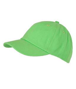 6 Панельная кепка Лайм