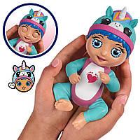 Интерактивная игрушка - обезьянка Fingerlings кукла-пупс Тини Тойс/ Tiny Toes Laughing Luna, фото 1