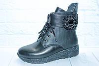Стильные подростковые ботинки тм Bi&Ki, р. 33,35,36,37, фото 1