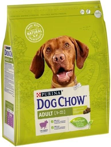 Сухой корм для собак Purina Dog Chow Adult Lamb 14 кг