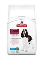 Сухой корм для собак Hill's Science Plan Canine Adult Advanced Fitness Medium Tuna & Rice 12 кг