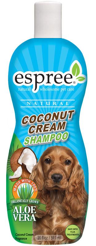 Шампунь для собак Espree Coconut Cream Shampoo 30 мл