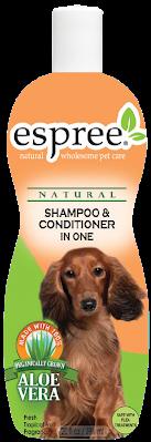 Шампунь-кондиционер для собак Espree Shampoo & Conditioner in One 355 мл