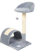 Когтеточка Природа ДО5 с аркой, серый