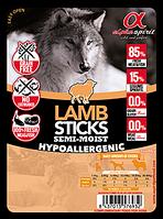 Лакомство для собак Alpha Spirit Sticks Lamb 40 г х 30 шт