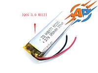 Аккумулятор 950mAh 3.7v 662060  для IQOS , Bluetooth, GPS, MP3 плееров, гарнитуры, видеорегистраторов